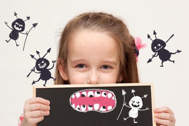 お子様の虫歯治療・予防